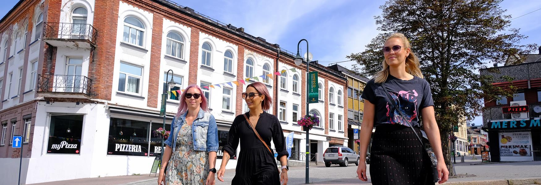 Shopping Notodden