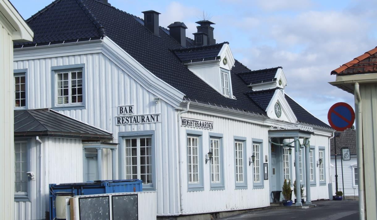 Wrightegaarden Restaurant