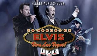 In memory of Elvis: Viva Las Vegas