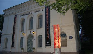 Norges Bank bygget