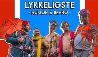 Norges Lykkeligste impro aften